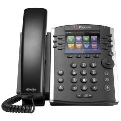 IP телефон Polycom VVX 411