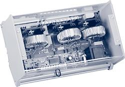 Трехфазный электронный регулятор скорости ODST 10N
