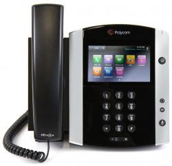 IP телефон Polycom VVX 601