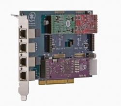 TDM402E (TDM410P/ (2) X100M / VPMADT032 Bundle)