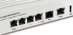 Маршрутизатор Draytek Vigor 2820n ADSL2/2