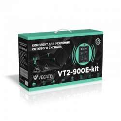 Комплект VEGATEL VT2-900E-kit (LED)