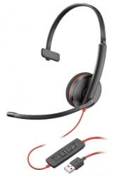 BlackWire C3210-A - проводная гарнитура (USB-A)