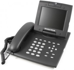 Видео IP телефон GXV-3000, 2xEthernet 10/100 Мб/с, SIP, H.263/H.264, БП