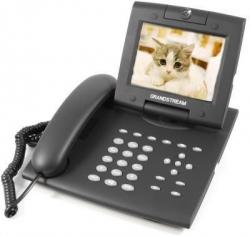 Видео IP телефон GXV-3005, 2xEthernet 10/100 Мб/с, SIP, H.263/H.264, БП, FXO/PSTN порт