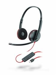 BlackWire C3220-C - проводная гарнитура (стерео, USB-C)