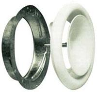 Приточный круглый диффузор VS 125