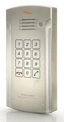 Pancode 955PA SIP-домофон, клавиатура, цветная камера, PoE