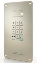 Pancode 974FA SIP-домофон, клавиатура, цветная камера, крепление в стену