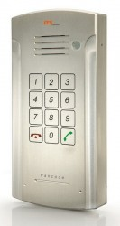 Pancode 979PI SIP-домофон, клавиатура, цветная IP-камера, PoE