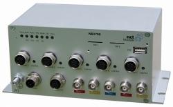 Маршрутизатор Netmodule 3700-2L4U2W-G (2 LTE модуля, 4 UMTS модуля, 2 Wi-Fi, GPS)