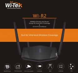 Роутер WiFi Wi-Tek WI-R2