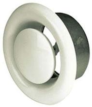 Вытяжной круглый диффузор VE 160