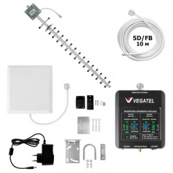 Комплект VEGATEL VT-1800/3G-kit (14Y, LED)