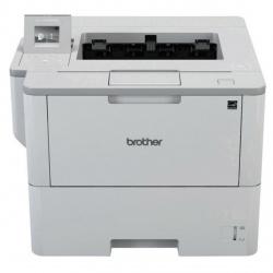 Принтер Brother HL-L6300DW, A4, 46 стр/мин, 256Мб, дуплекс, GigaLAN, WiFi, лоток 520л, NFC, USB, ста