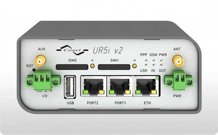 3G (HSPA+) роутер Conel UR5i v2F