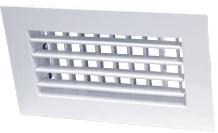 Решетка вентиляционная АДН 200х200