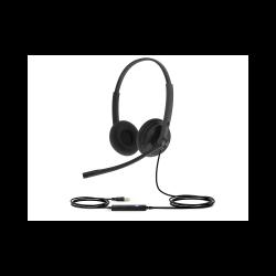 Гарнитура Yealink UH34 Lite Dual Teams Дуо, Проводная, HD звук, USB