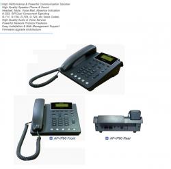 IP телефон AddPac AP-IP90, черный
