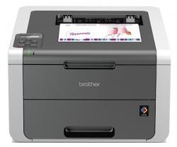 Принтер Brother HL-3140CW, цветной светодиодный, A4, 18стр/мин, 64Мб, GDI, WiFi, USB (старт.картридж