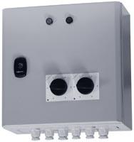 Трехфазный пятиступенчатый регулятор скорости VRDT-L 8