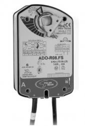 Электропривод ASO-R08.FS (DAF2.06S)