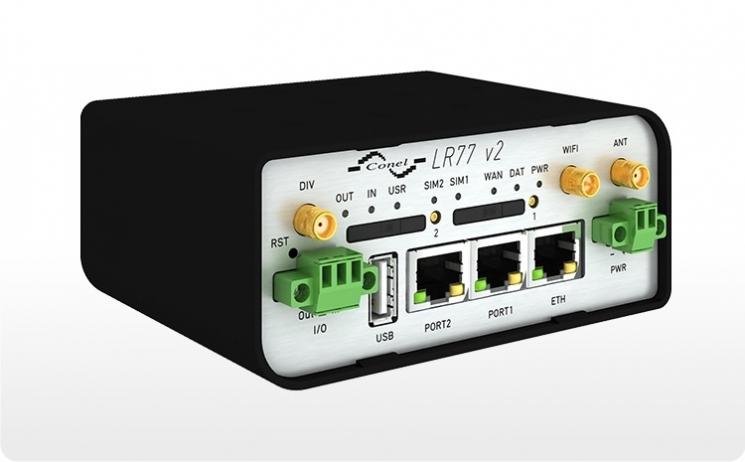 4G LTE роутер LR77 v2F