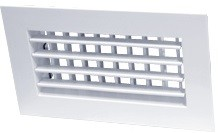 Решетка вентиляционная АДН 500х300