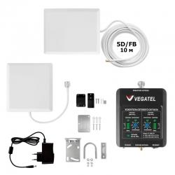 Усилитель сотовой связи VEGATEL VT-900E/3G-kit (LED)