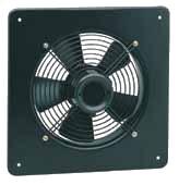 Вентилятор осевой ECW 504 Т4 (реверсивный)