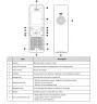 IP телефон Yealink W53P
