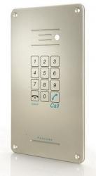 Pancode 972PF SIP-домофон, клавиатура, крепление в стену