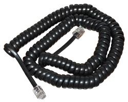 Витой кабель к трубке для Yealink SIP-T19, SIP-T20, SIP-T20P, SIP-T21, SIP-T22, SIP-T23, SIP-T32G