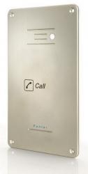 Pantel 975PF SIP-домофон, кнопка вызова, крепление в стену