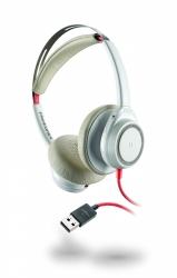 BlackWire 7225 — проводная гарнитура с активным шумоподавлением (USB A), белая